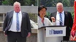 LOOK: Rob Ford Photos From Gay Rights Events Say It