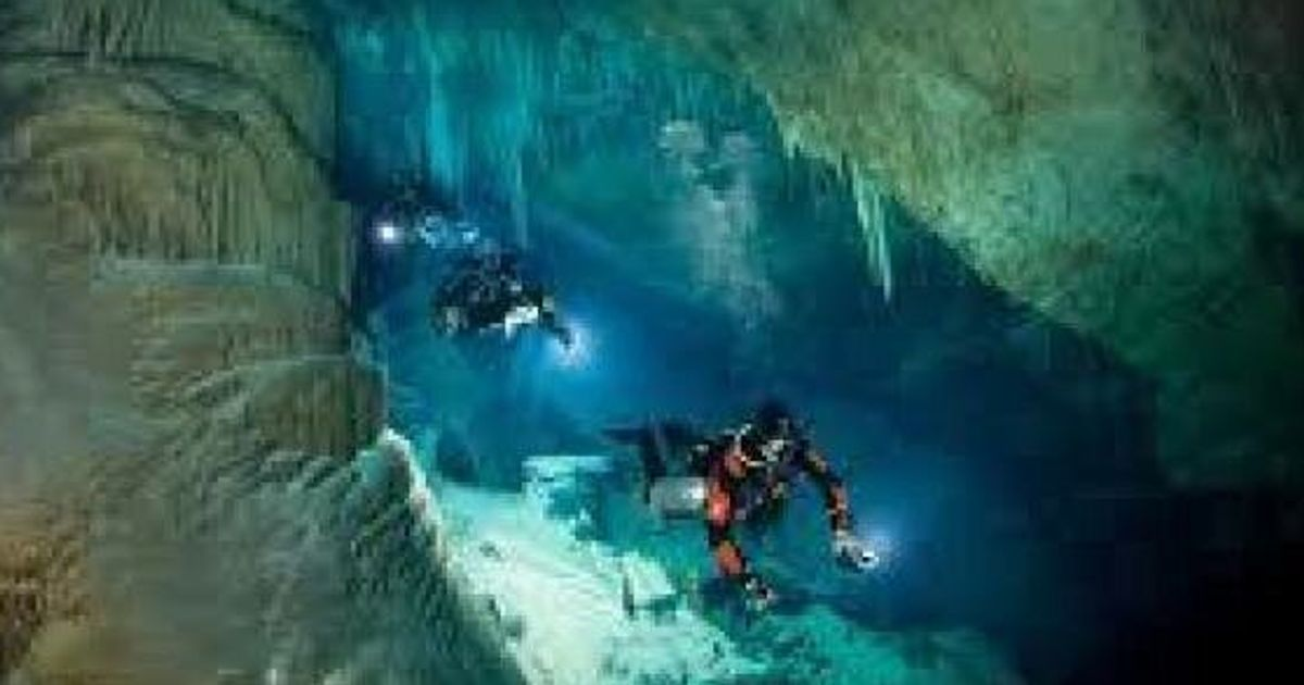Death In The Devil: The Dangers Of Cave Diving