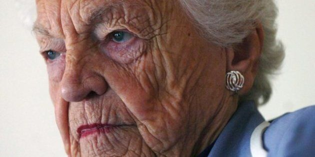 Hazel McCallion In Court To Face Conflict