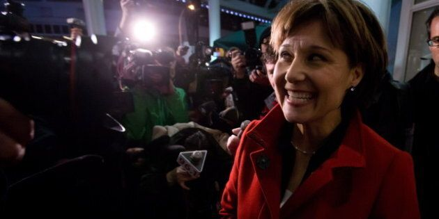 Christy Clark Campaign To Launch With 30-Minute Global TV
