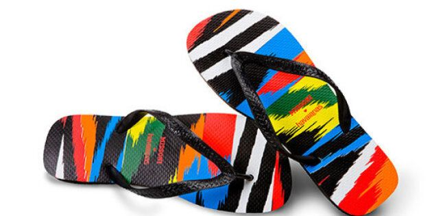 Havaianas Turns 50: The Story Behind The Most Popular Flip-Flop Brand In The