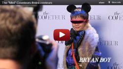 Just Try Not To Smile After Watching The Coveteur's Mini Me