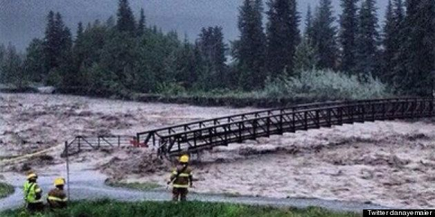 Alberta Flooding Prompts B.C. Disaster