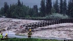 Alberta Floods Put B.C. On
