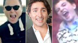 WATCH: Justin Trudeau Gangnam