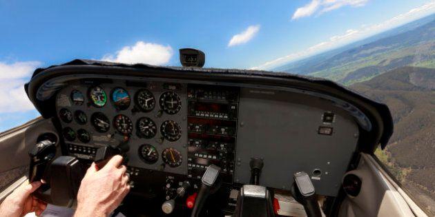 Alta Flights Pipeline Patrol Pilot Taking Photos Before Fatal Claresholm