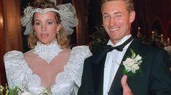LOOK: Wayne Gretzky & Janet Jones' Old Wedding
