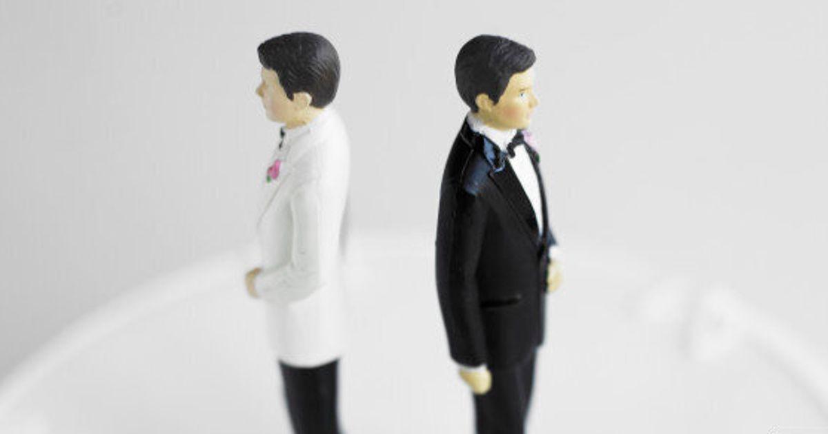same sex divorce ontario canada in Arlington