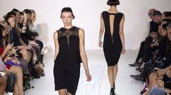 Architecture Meets Fashion At Rachel Sin At Toronto Fashion