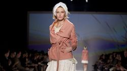 Soia & Kyo Bring Back Turbans And Update Outerwear For Spring