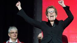 Canada's Only Openly Gay Premier Toasts