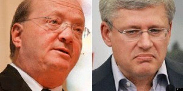 Bill C-377: Tory Senators Gut Union Disclosure Bill Backed By Harper