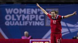 Christine Sinclair Nominated For FIFA World Player Of The Year Honour, Despite