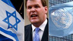 Baird Blasts UN Official Over Israel