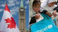 UNICEF Chides Canadian