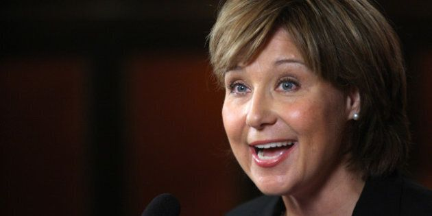 Premier Christy Clark Looks Ahead To 2013