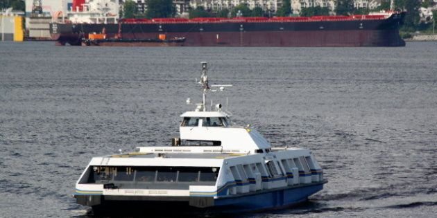 Unions Angry Foreign Shipyard To Build SeaBus
