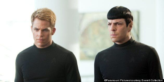 'Star Trek Into Darkness': Best 'Star Trek' Style Moments