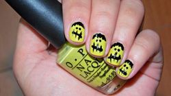 Trick Your Fingers Out For Halloween With Easy Nail