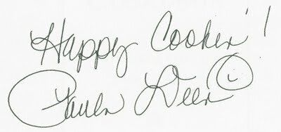 What Paula Deen's Handwriting Teaches