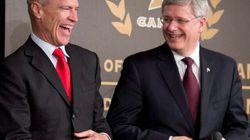 Harper Honours Hockey