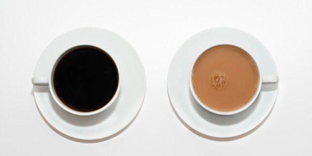 Liver Health: Coffee And Tea Protect Vital Organ, Study