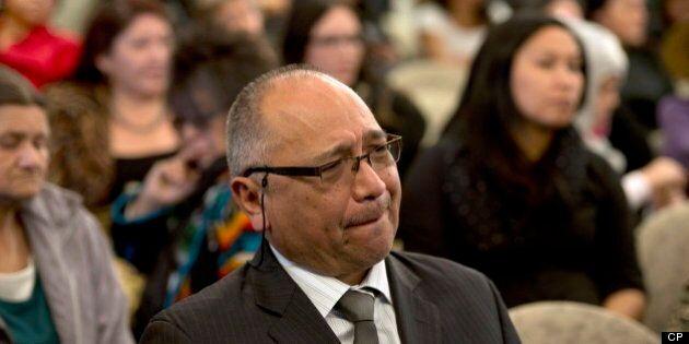 Steven Point Resigns, Robert Pickton Inquiry Chair 'Put On