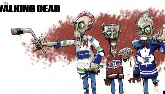 CARTOON: The NHL Playoffs 2013 and