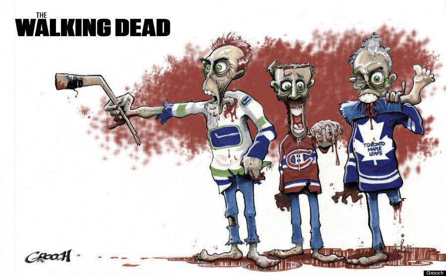 NHL Playoffs 2013 and