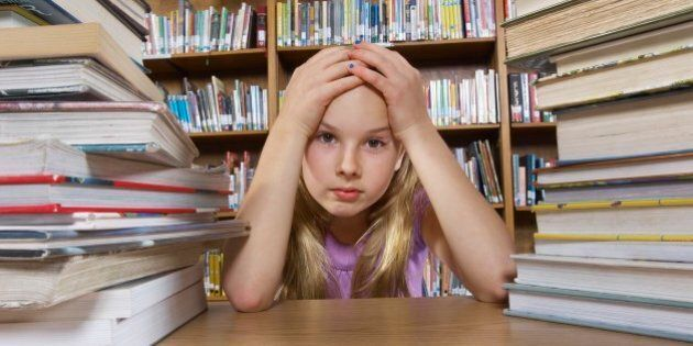Back-To-School Is Back-To-Stress For Some