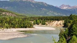 'Technical Error' Omits B.C. River From LNG