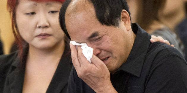 Jun Lin's Family Tells Montreal Funeral He'll 'Rest In