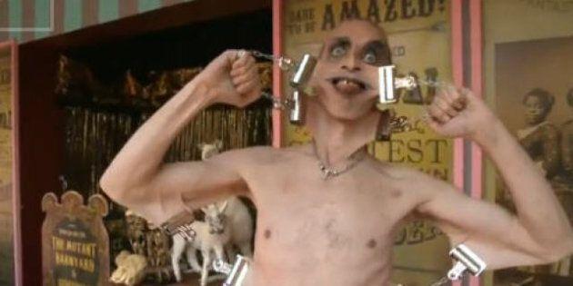 Stretchiest Skin In The World: Gary Stretch's Skin Tricks