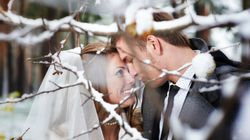 Here Are 6 Good Reasons To Host A Wedding/Event In Cold