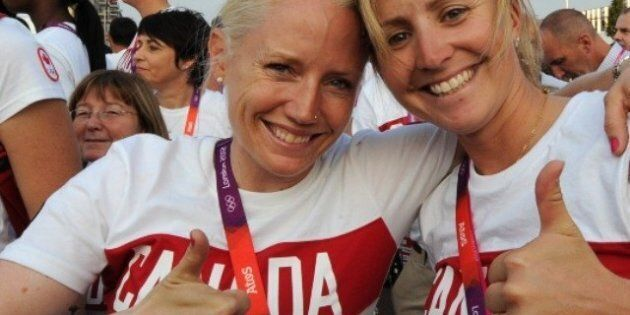London Olympics 2012: Team Canada Welcomed To Athlete's Village