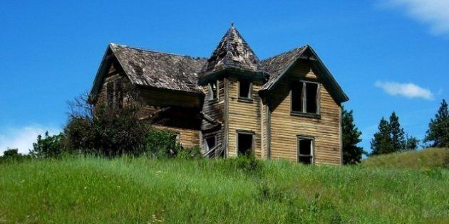 BC Ghost Towns Dominate North America