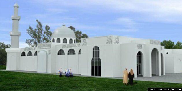 B.C.'s Largest Ahmadiyya Mosque Opens In