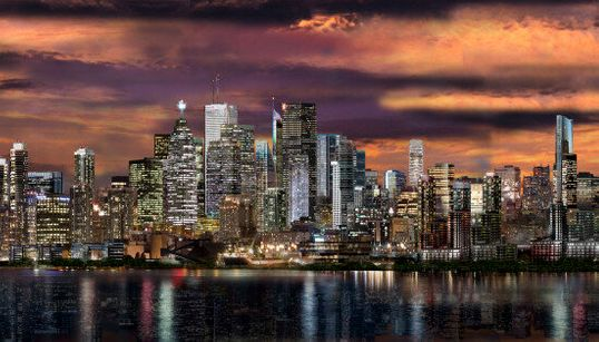 PHOTO: Toronto Skyline Is Going To Look