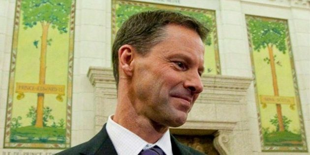 Nigel Wright Resigns As Stephen Harper's Chief Of Staff (TWITTER