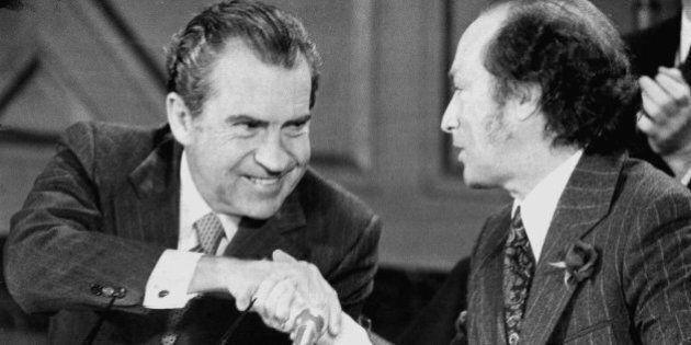 Nixon To Pierre Trudeau: 'We'll Survive'