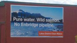B.C. Town Defends Anti-Pipeline