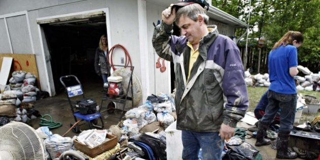 High River Donations Turned Away, Only Taking Cash For