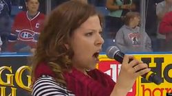 WATCH: Singer Mangles Anthem At Memorial