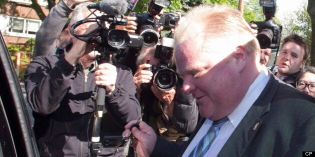 You Have to Be on Crack to Donate to the Rob Ford Video