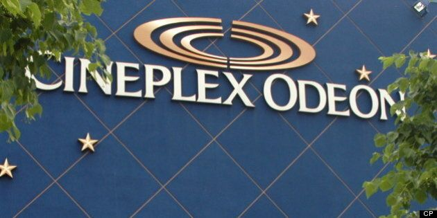 Cineplex To Buy Empire Theatres, Giving It 78% Of Canadian