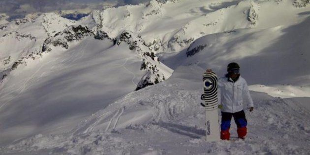 Rescued B.C. Snowboarder To Get $10K