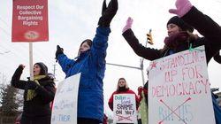 Teacher Strikes Illegal After Dec. 31: Ontario