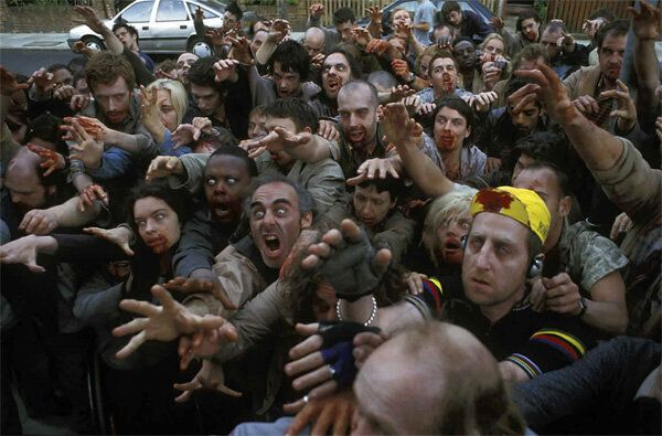 Surviving the Zombie Apocalypse While Boxing Day