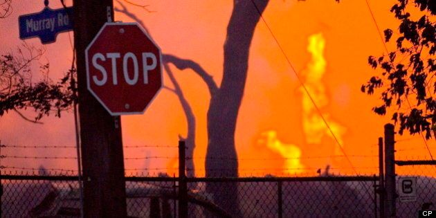 Sunrise Propane Guilty: Toronto Explosion Killed 1, Forced Thousands Out Of Homes In