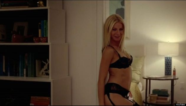 Gwyneth Paltrow Strips Down To Underwear In 'Thanks For Sharing' Trailer
